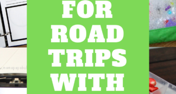 If you are travelling this summer, check out this list of tips for taking road trips with kids to save your sanity and keep them entertained.