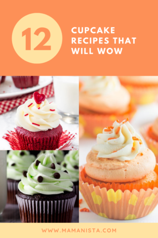 Love baking cupcakes but wanting to spruce them up a bit? Look no further than these 12 cupcake recipes that will wow people wherever you take them!