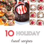 Whether you're looking for a recipe to bring to a cookie exchange, holiday party, or just to enjoy -- your family will love these 10 holiday treat recipes!