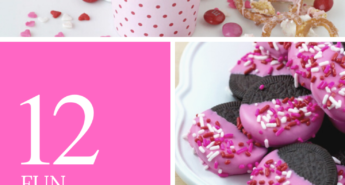With Valentine's Day just around the corner, we've gathered up recipes for 12 fun Valentines treats for kids that you can make and enjoy together!